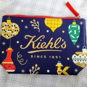Kiehl's Maite Franchi Holiday Toiletry Bag